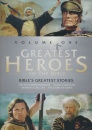 Greatest Heroes Of The Bible Vol 1: Bible's Greatest Stories