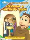 Brother Francis Presents:Born Into The Kingdom (Coloring & Activity Book)