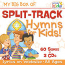 My Big Box of Split Track Hymns for Kids