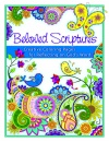 Beloved Scriptures: Creative Coloring Pages for Reflecting on God's Word