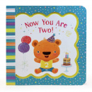 Now You Are Two: Card Book