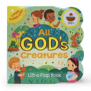All God's Creatures Lift-a-Flap Book